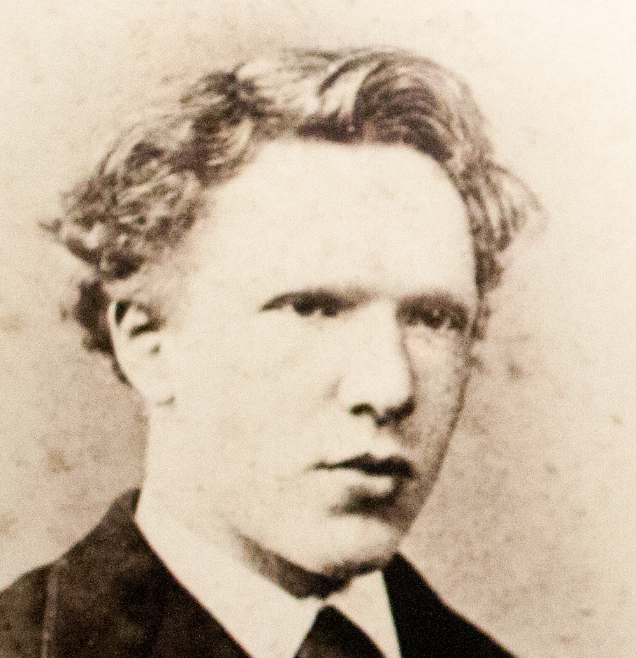 File:Photo of Vincent Willem van Gogh as