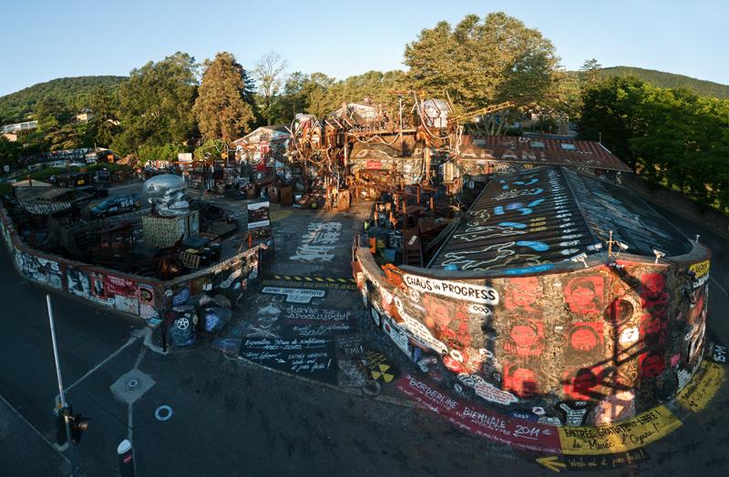 Abode of chaos wikipedia - La maison du convertible lyon ...