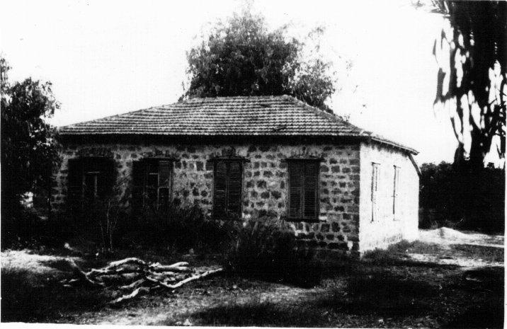 """בית גולדה מילוסלבסקי מראשוני """"המניין האשון&"""