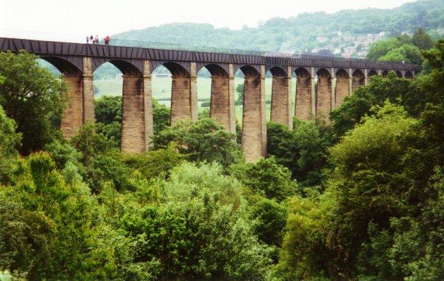 Pontcysyllte Aqueduct - geograph.org.uk - 711614