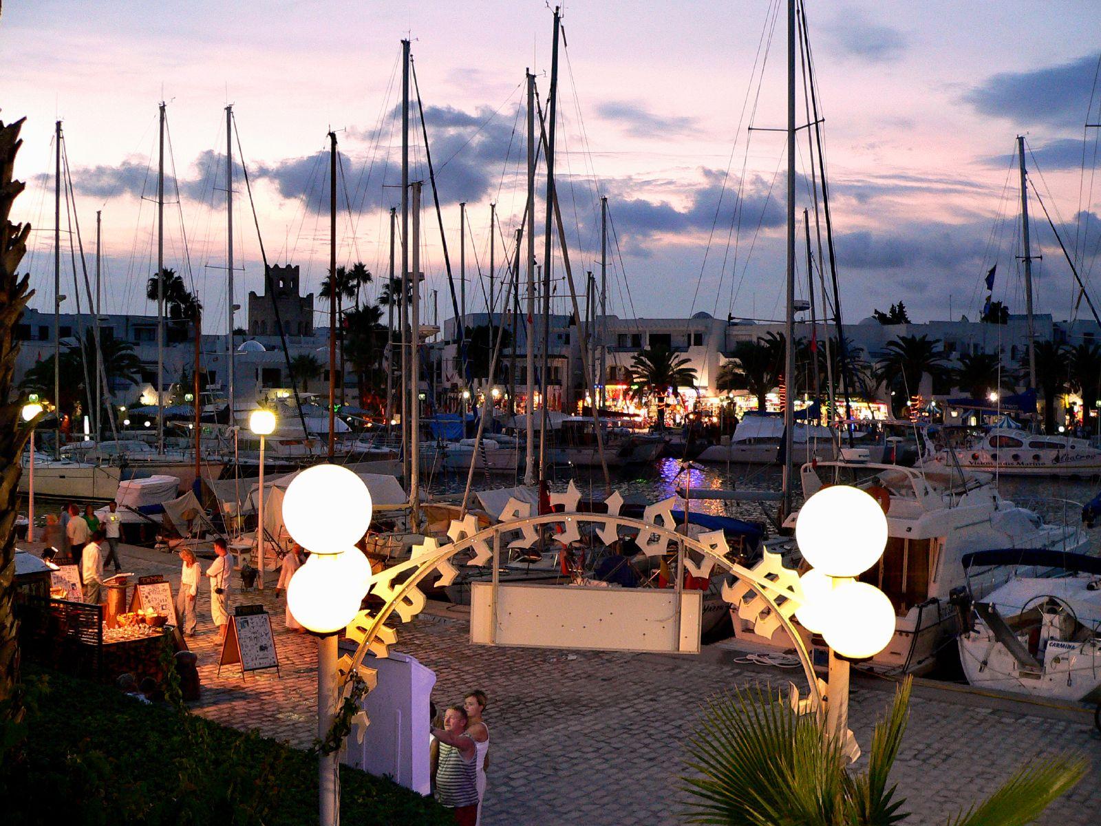Port El Kantaoui Tunisia  city images : Description Port El Kantaoui Tunisia