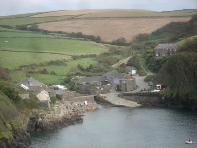 Port Quin slipway - geograph.org.uk - 561109