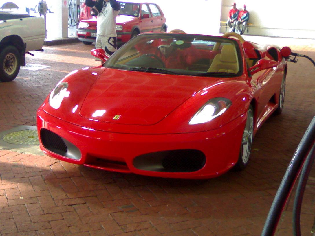 Ferrari  Spider Car Cover