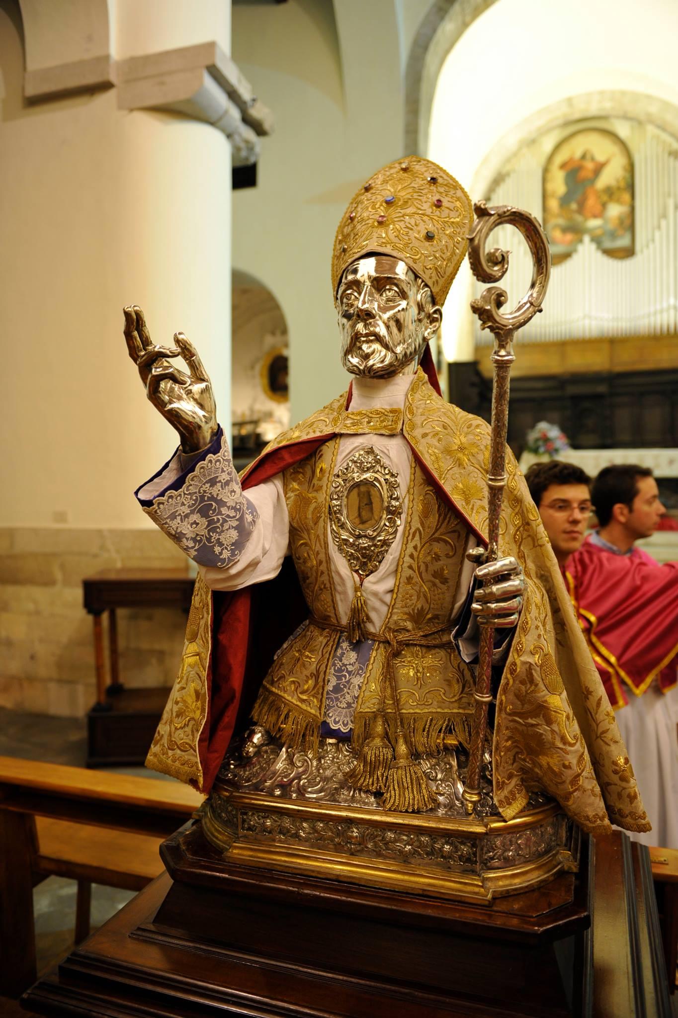 File:Reliquiario san Marco di Eca.jpg - Wikipedia