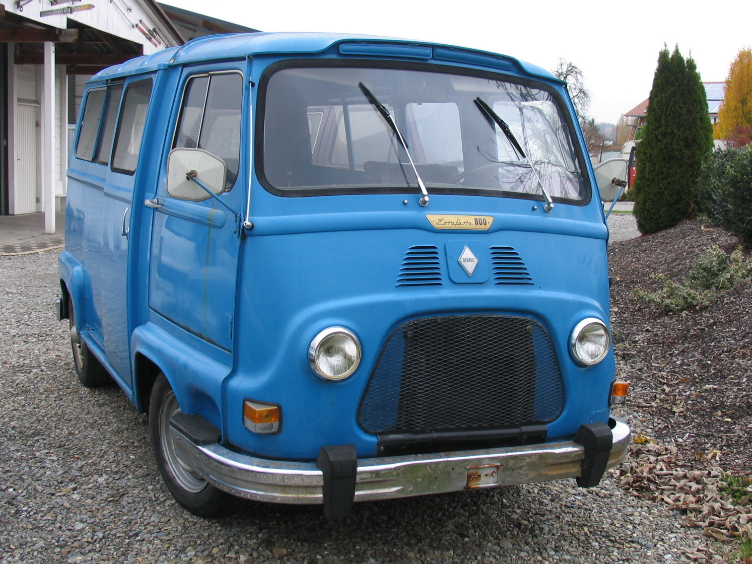 Renault estafette wikiwand for Interieur estafette