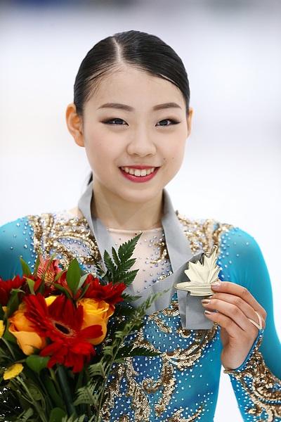 紀平梨花 - Wikipedia