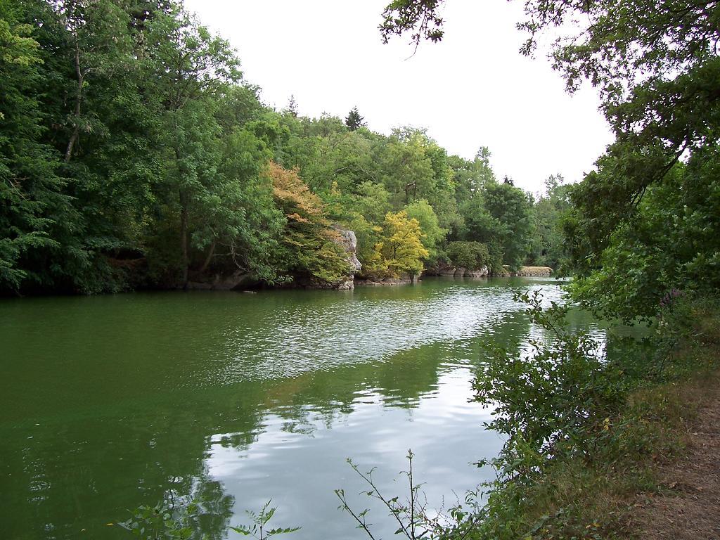 Description rivière la mayenne