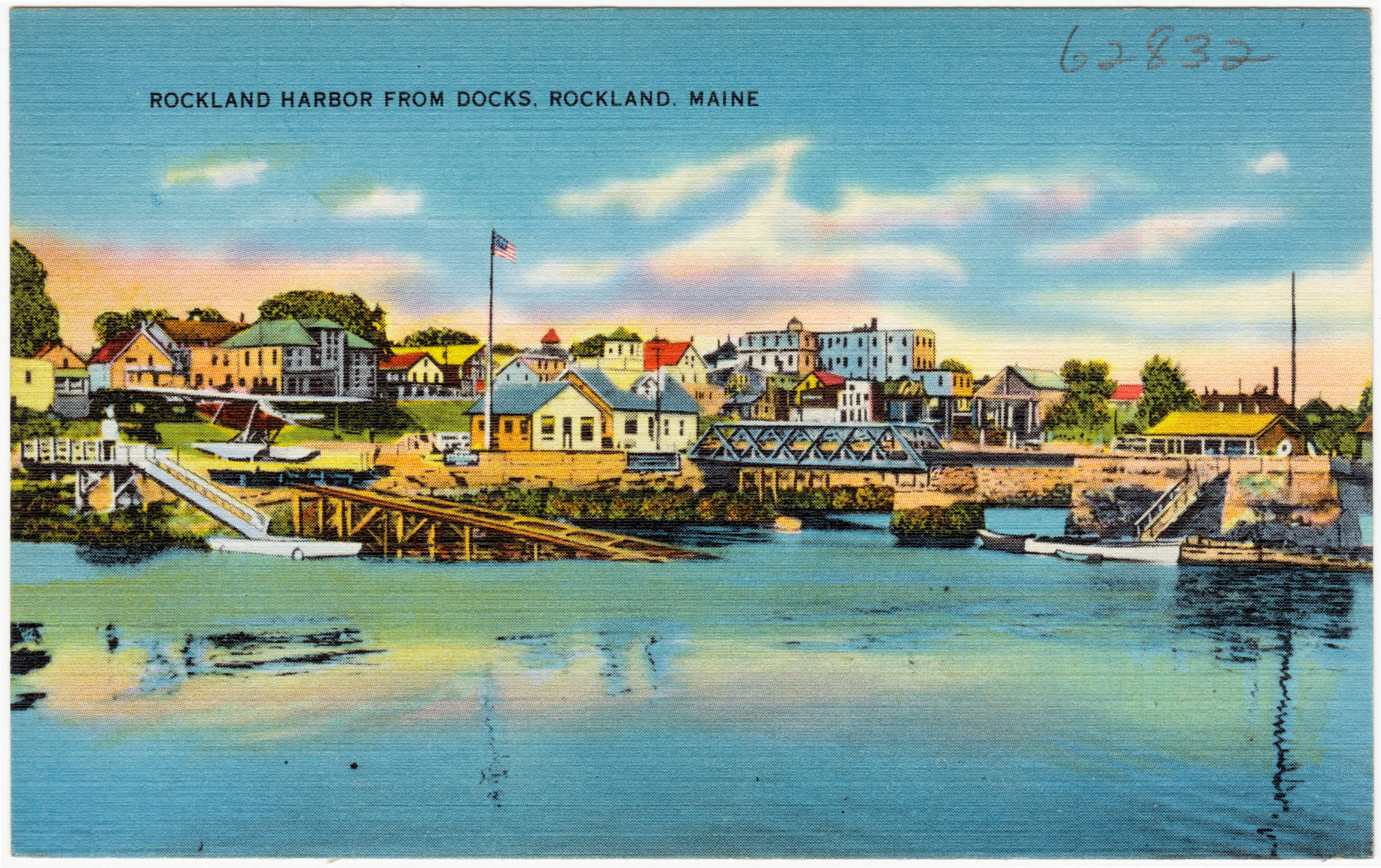 File:Rockland Harbor from Docks, Rockland, Maine (62832).jpg - Wikimedia Commons