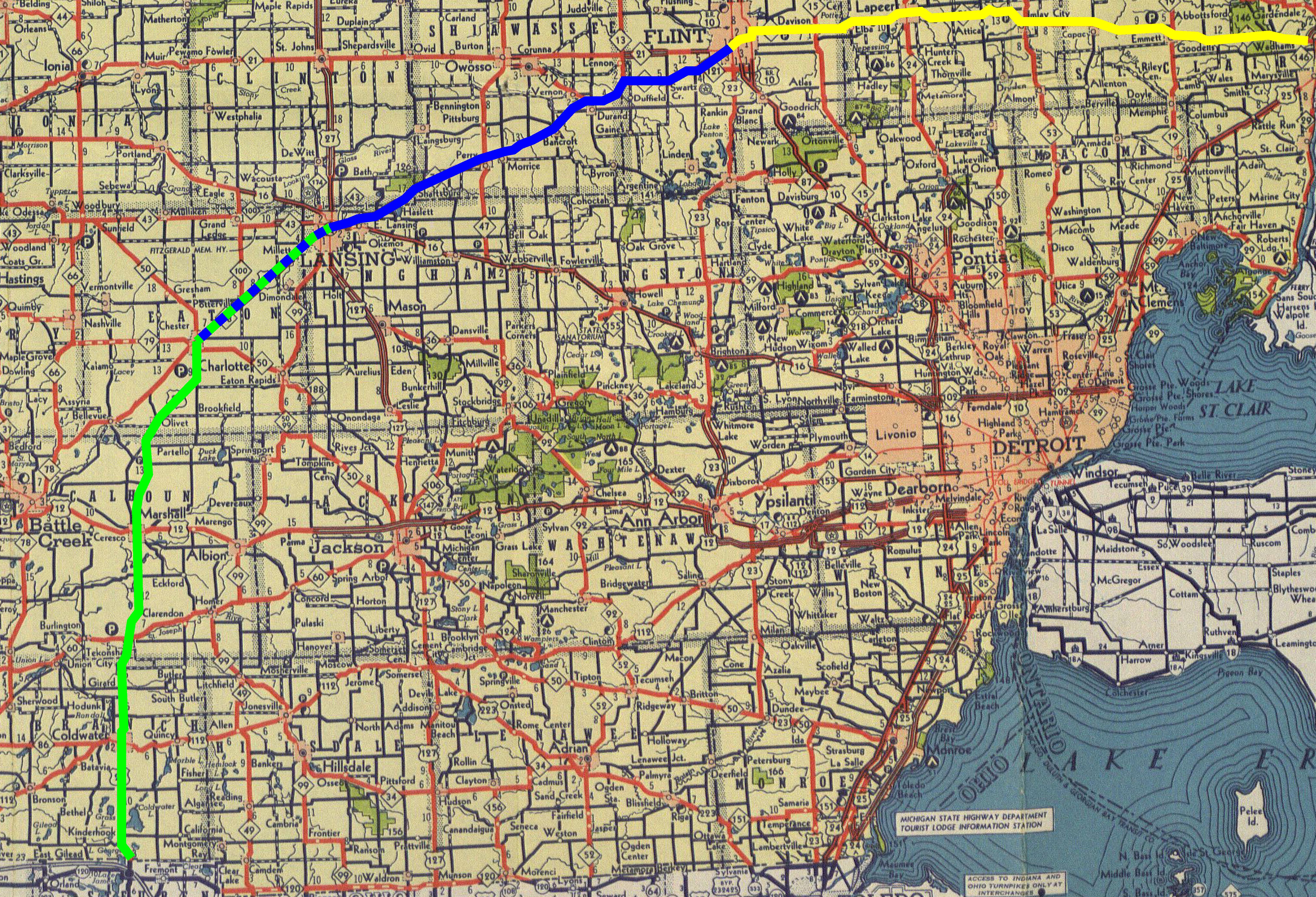 Interstate 69 in Michigan Wikiwand