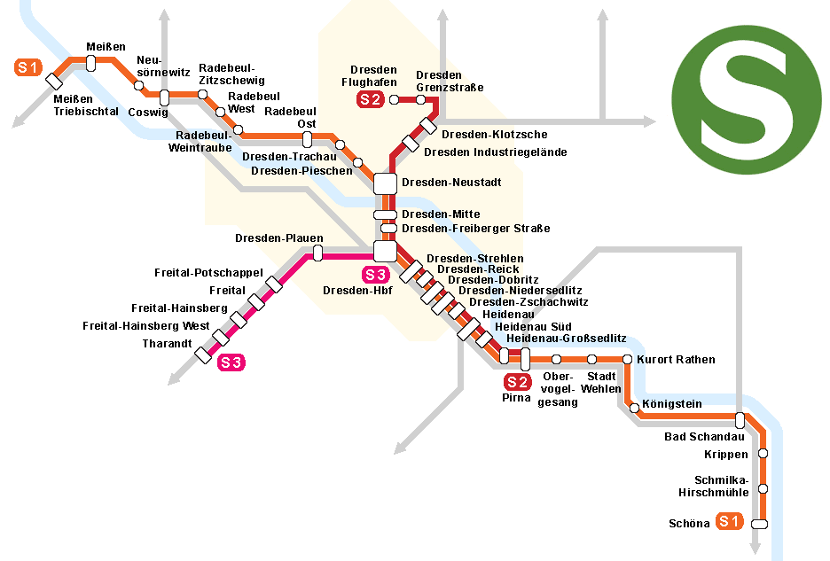 FileSBahn Dresden Map 2006png Wikimedia Commons
