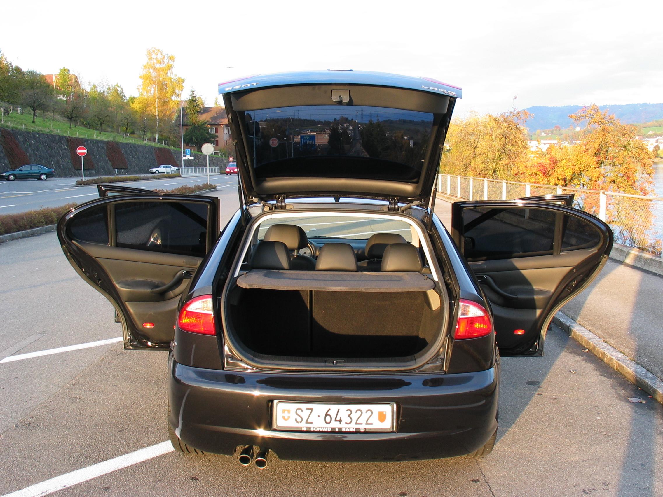 File Seat Leon Mk1 Boot And Rear Doors Jpg Wikimedia Commons