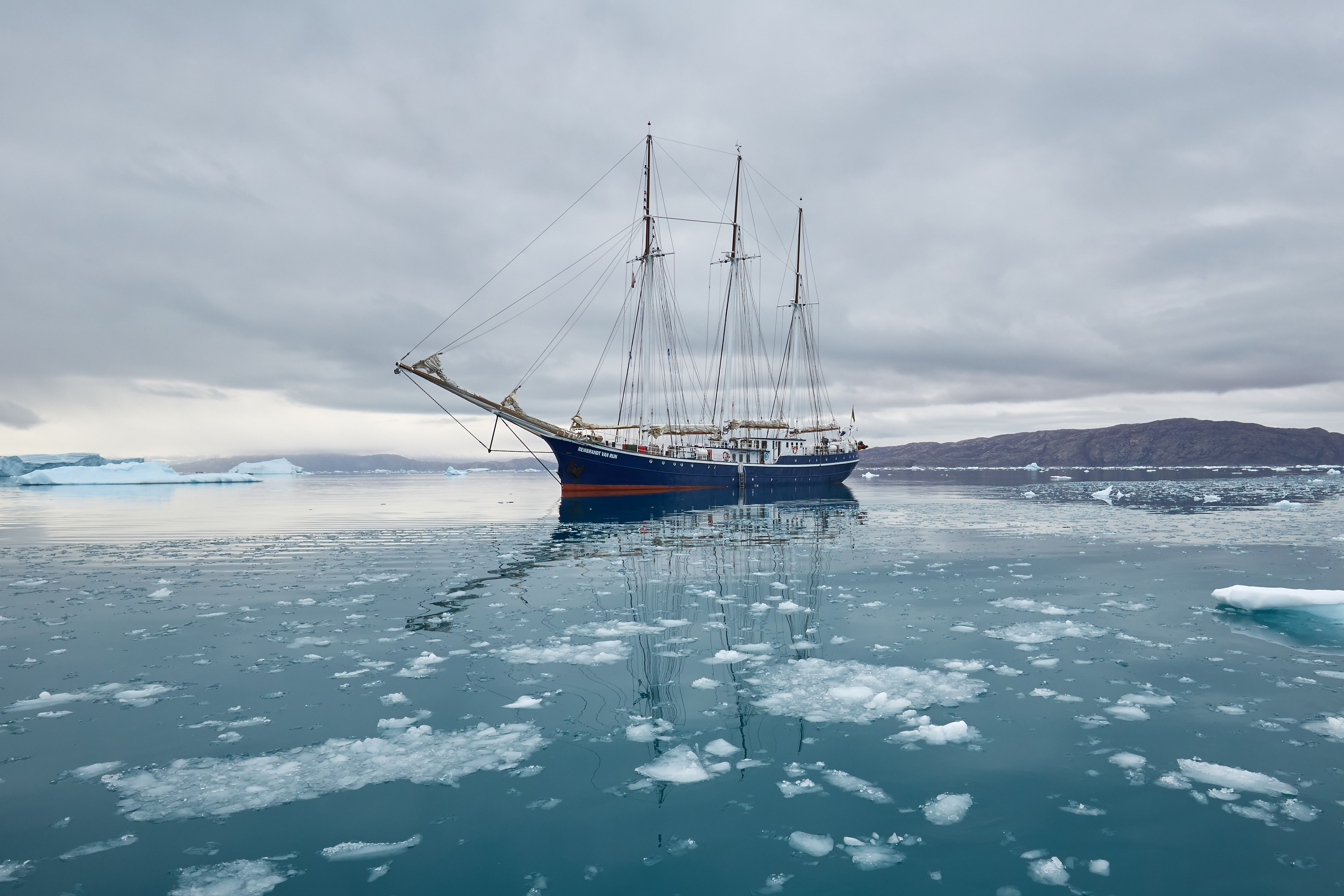Greenland's Big Melt Down