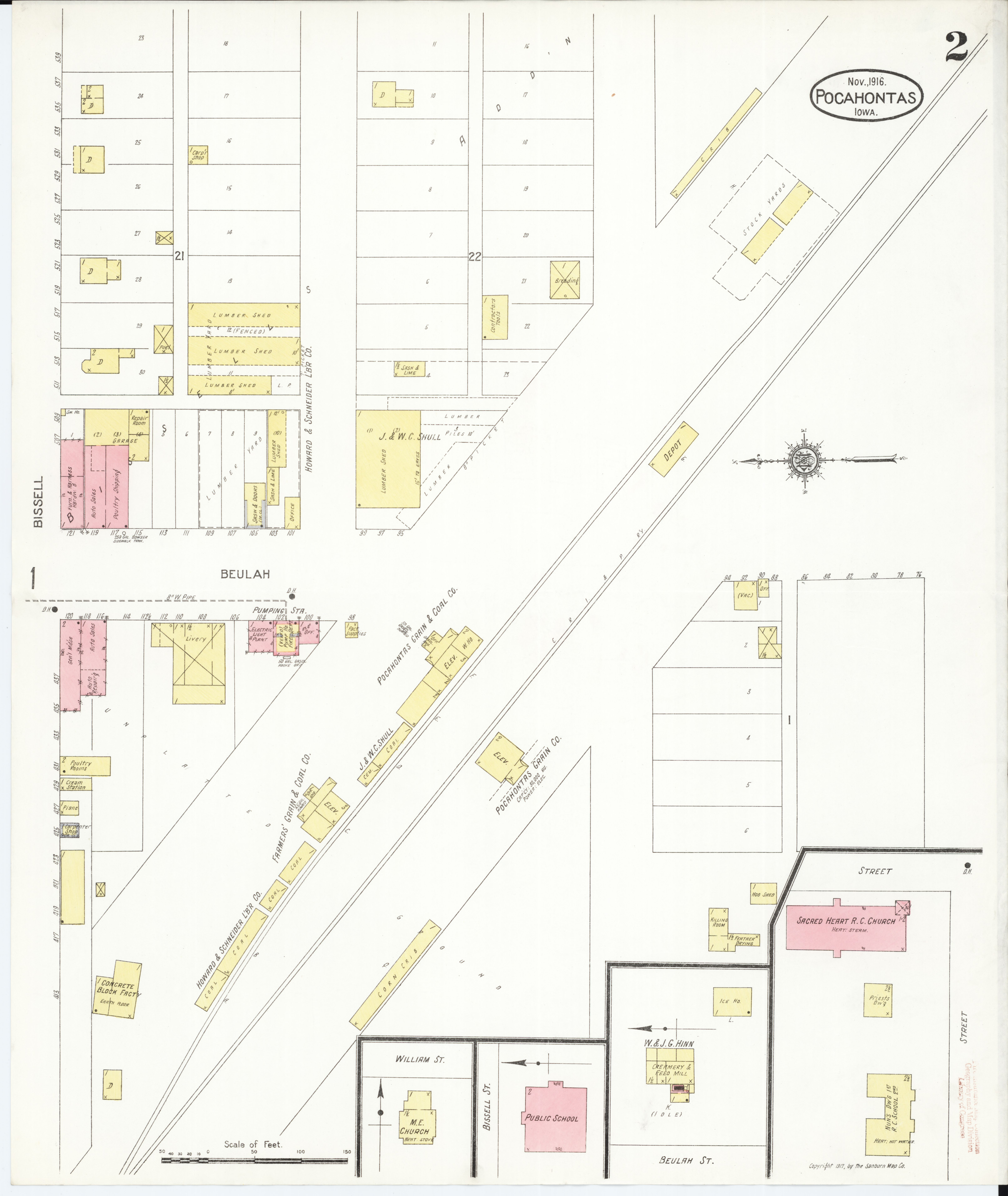 County Line 2 Fire Map.File Sanborn Fire Insurance Map From Pocahontas Pocahontas County
