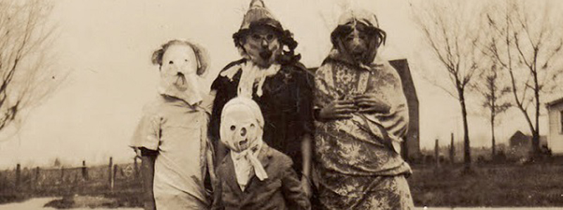 Image result for creepy vintage halloween costumes