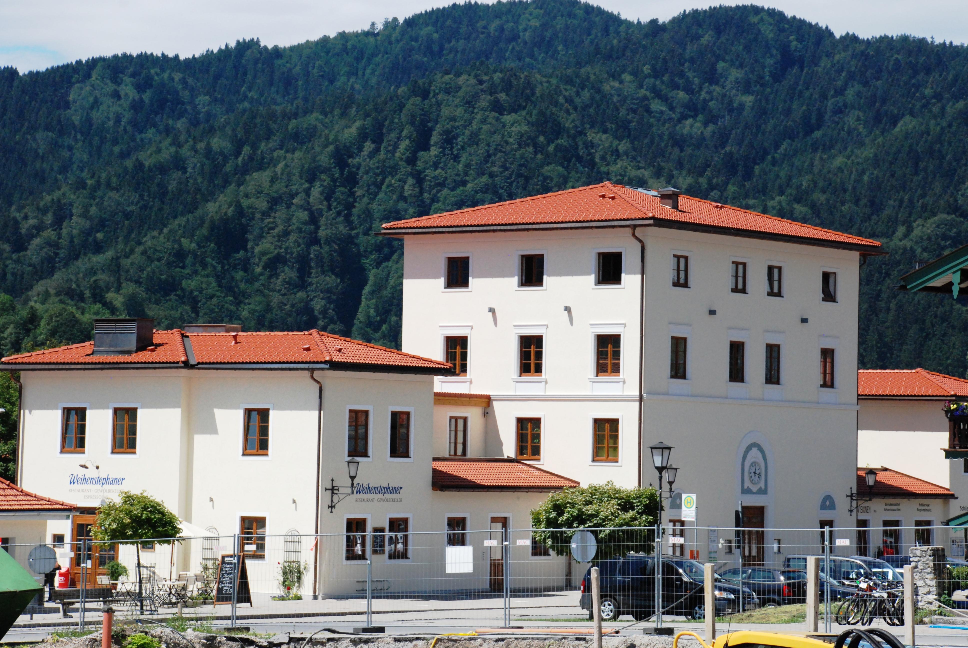 Bahnhof Schliersee Wikipedia