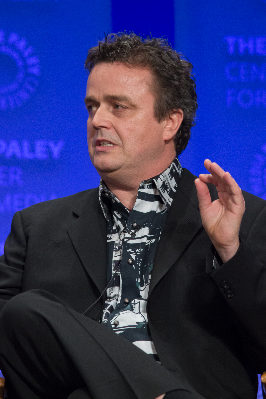 Callery at the 2015 [[Paley Center for Media|PaleyFest]]