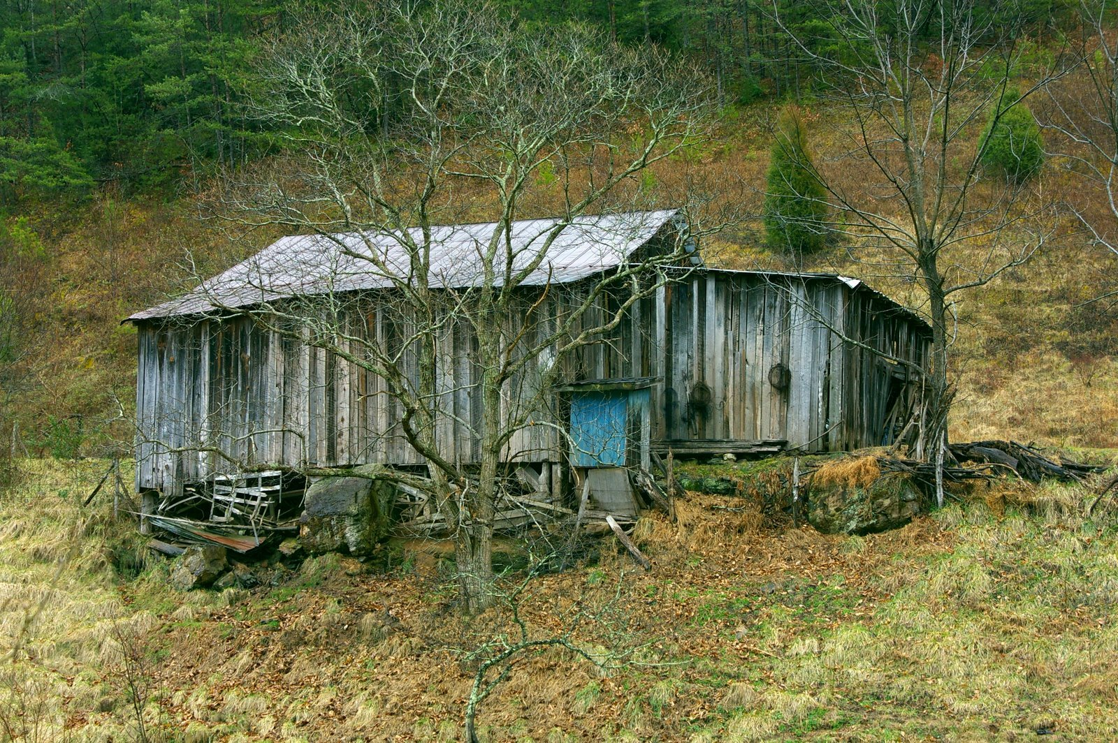 Cheap Hunting Cabin Ideas Also He S Poor