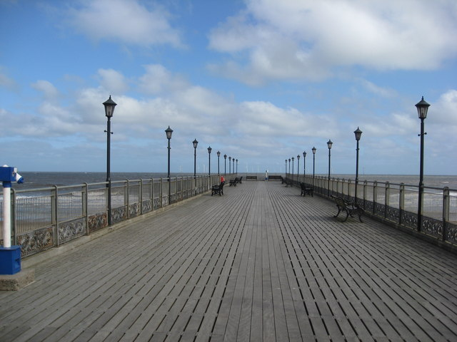 Skegness - End of the Pier - geograph.org.uk - 1496401