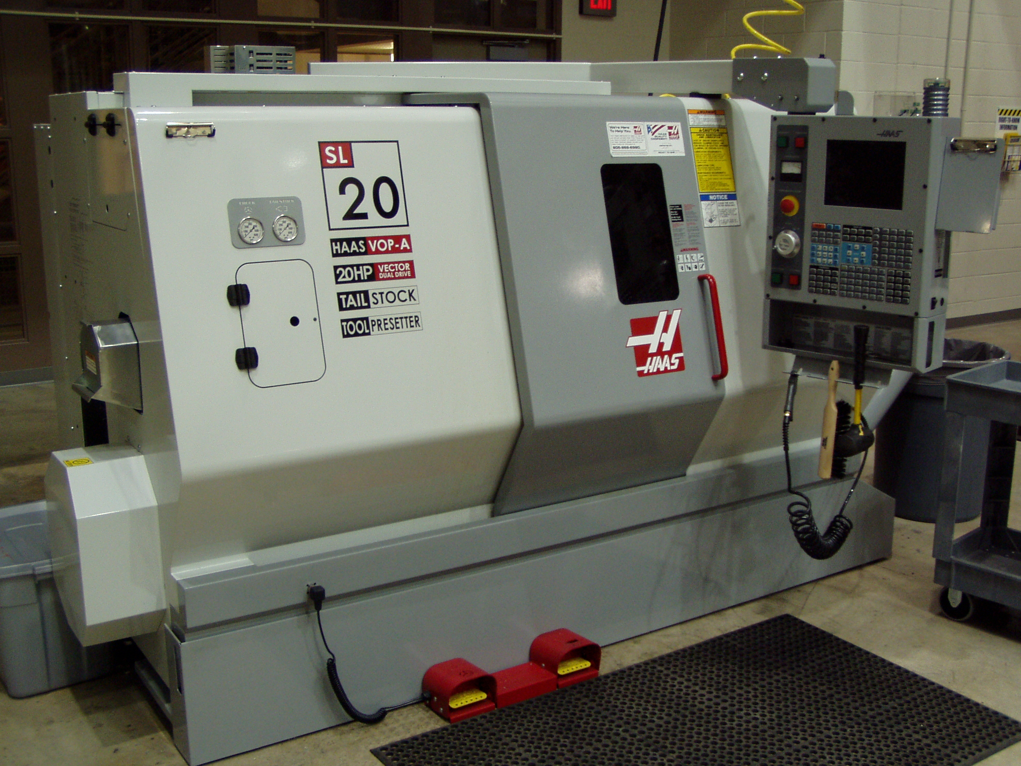 file small cnc turning center jpg wikimedia commons