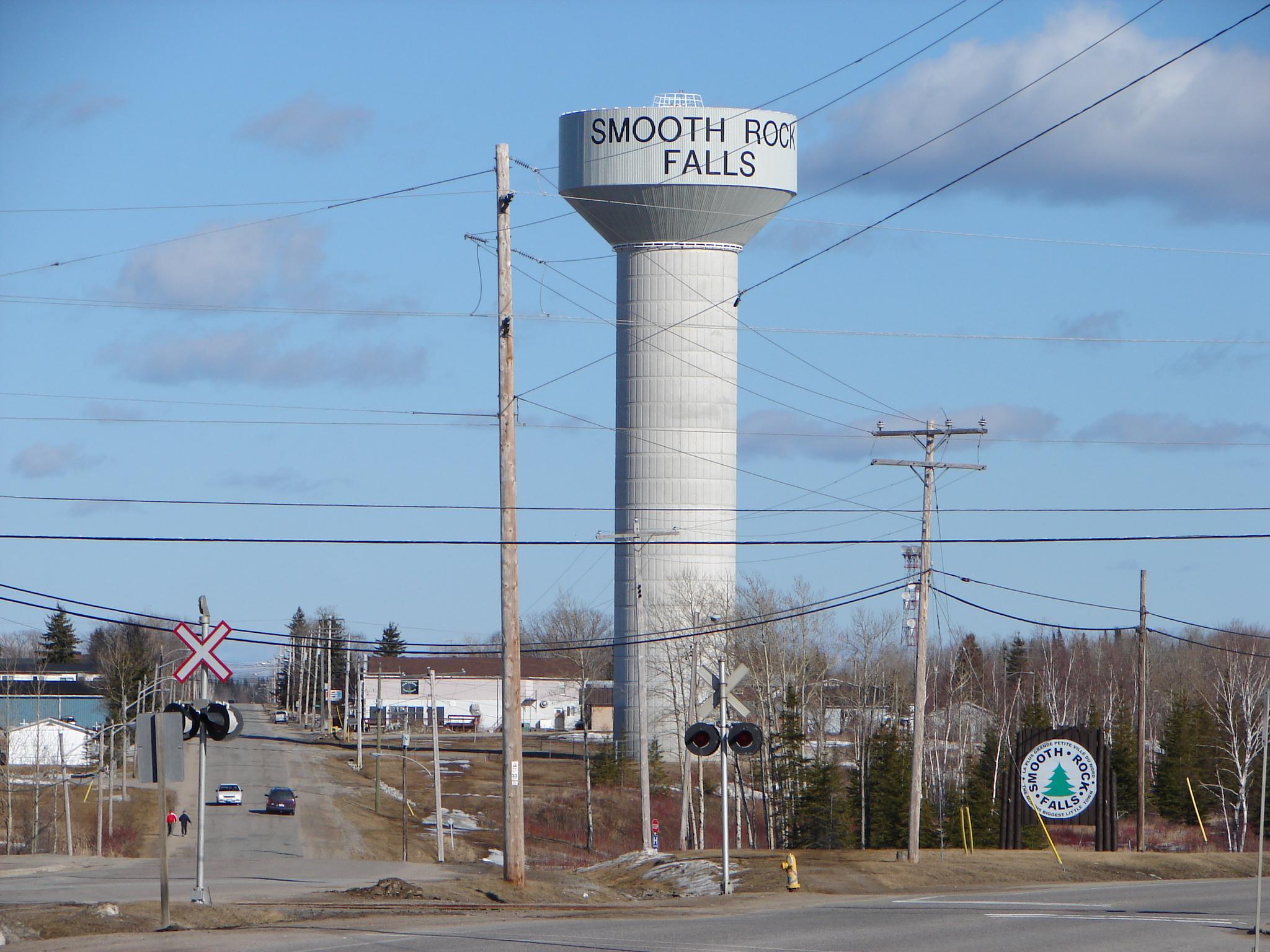 Smooth Rock Falls - Wikipedia, the free encyclopediaindustry-rock falls township