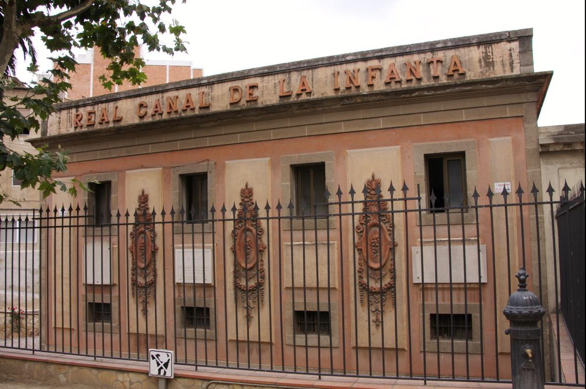 Canal de la infanta wikipedia la enciclopedia libre for Casas molins de rei