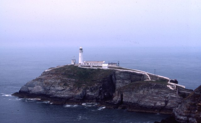 South Stack - geograph.org.uk - 321956