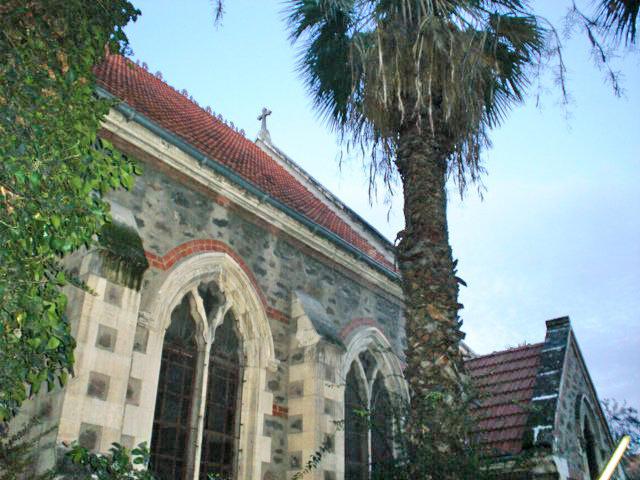 St. John the Evangelist's Anglican Church, Izmir