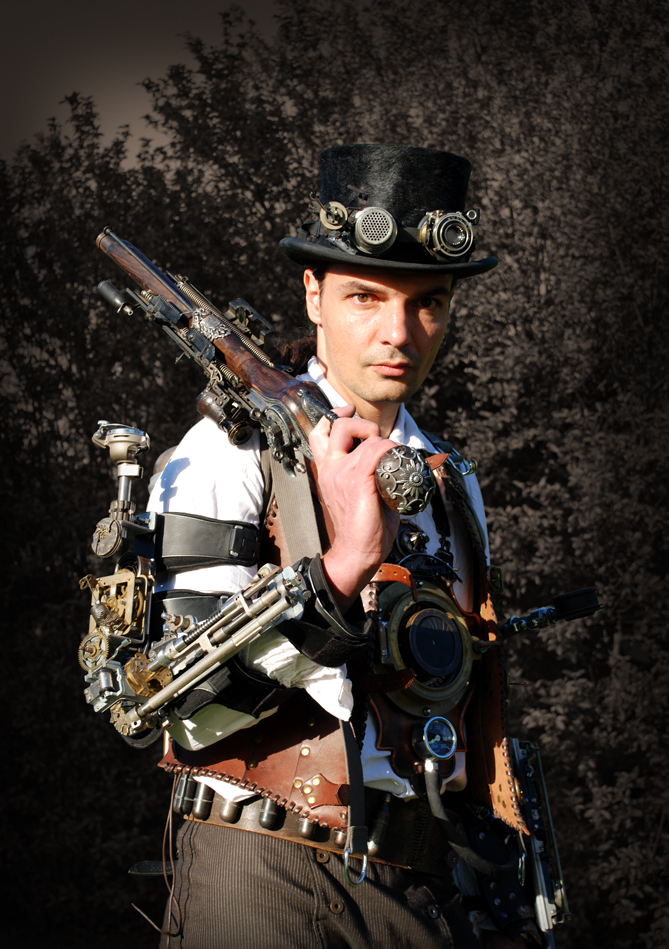 Steampunk Fashion Mens