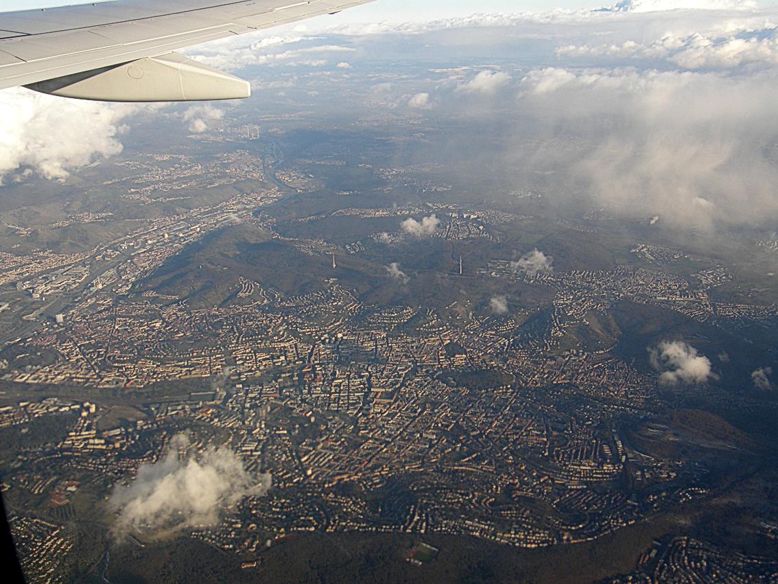 Flug Von Stuttgart