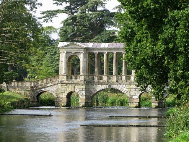 Good File:The Palladian Bridge, Wilton Park   Geograph.org.uk   988755
