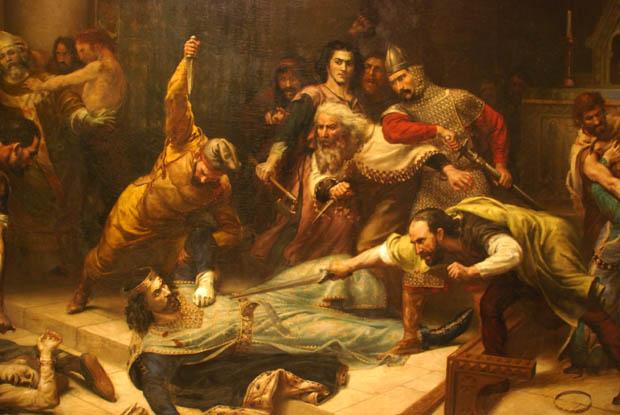 ACTUEL MOYEN AGE - Les officiers trop violents en Enfer
