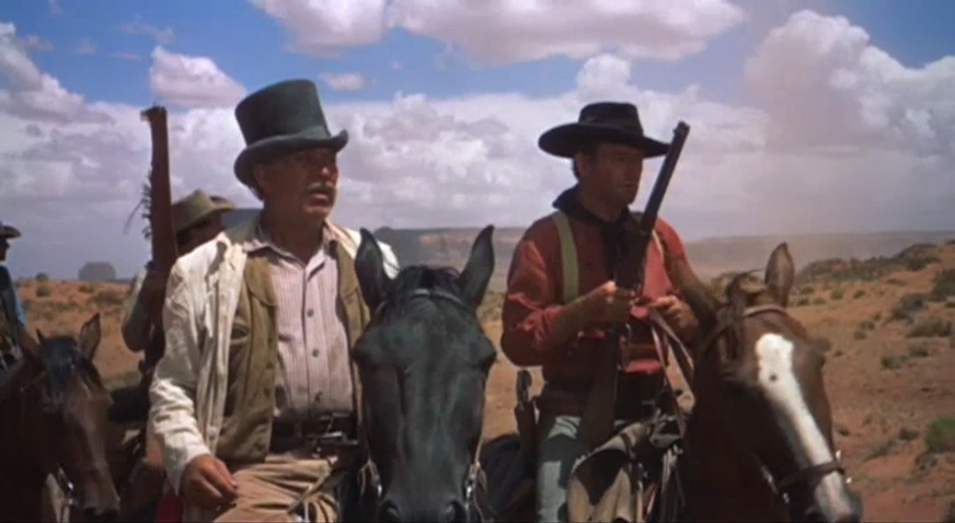 the searchers film themes essay