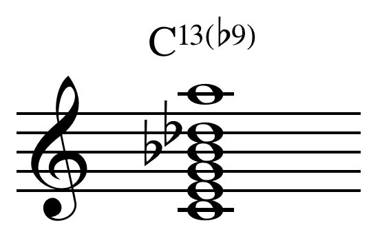 Filethirteenth Chord C13b9g Wikimedia Commons
