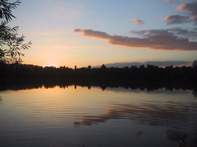 Thrupp Lake - geograph.org.uk - 57367
