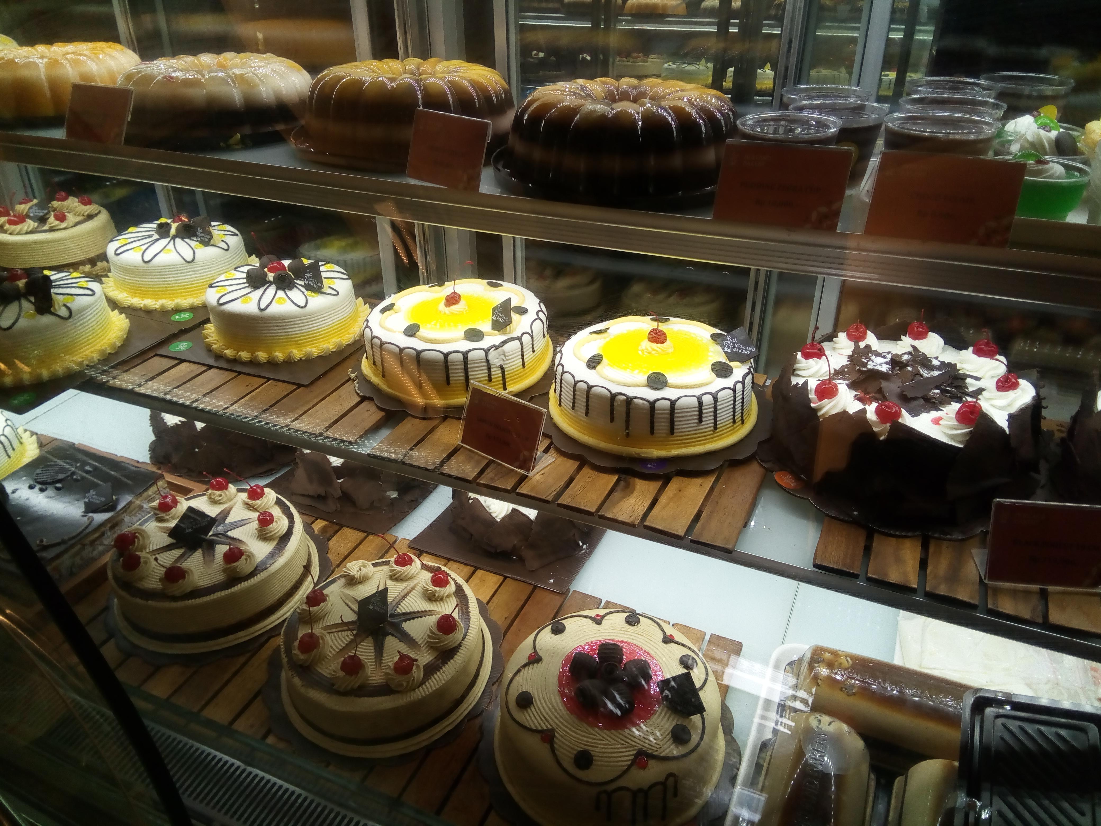 Filetoko Roti Dan Kue Holland Bakery Jakartajpg
