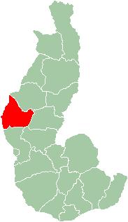 Morombe Place in Atsimo-Andrefana, Madagascar