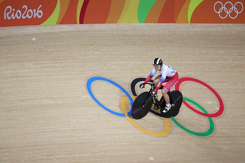 Cycling at the 2016 Summer Olympics – Women's sprint - Wikipedia