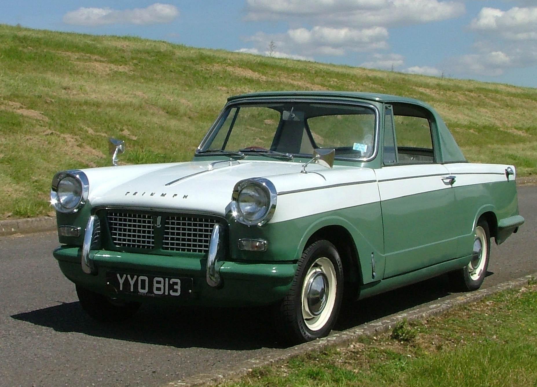Triumph Cars For Sale Craigslist