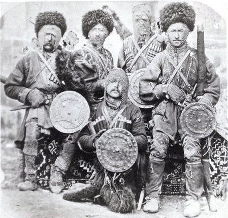 File:Types of Life- Khevsur, a subgroup of Georgians (A ...