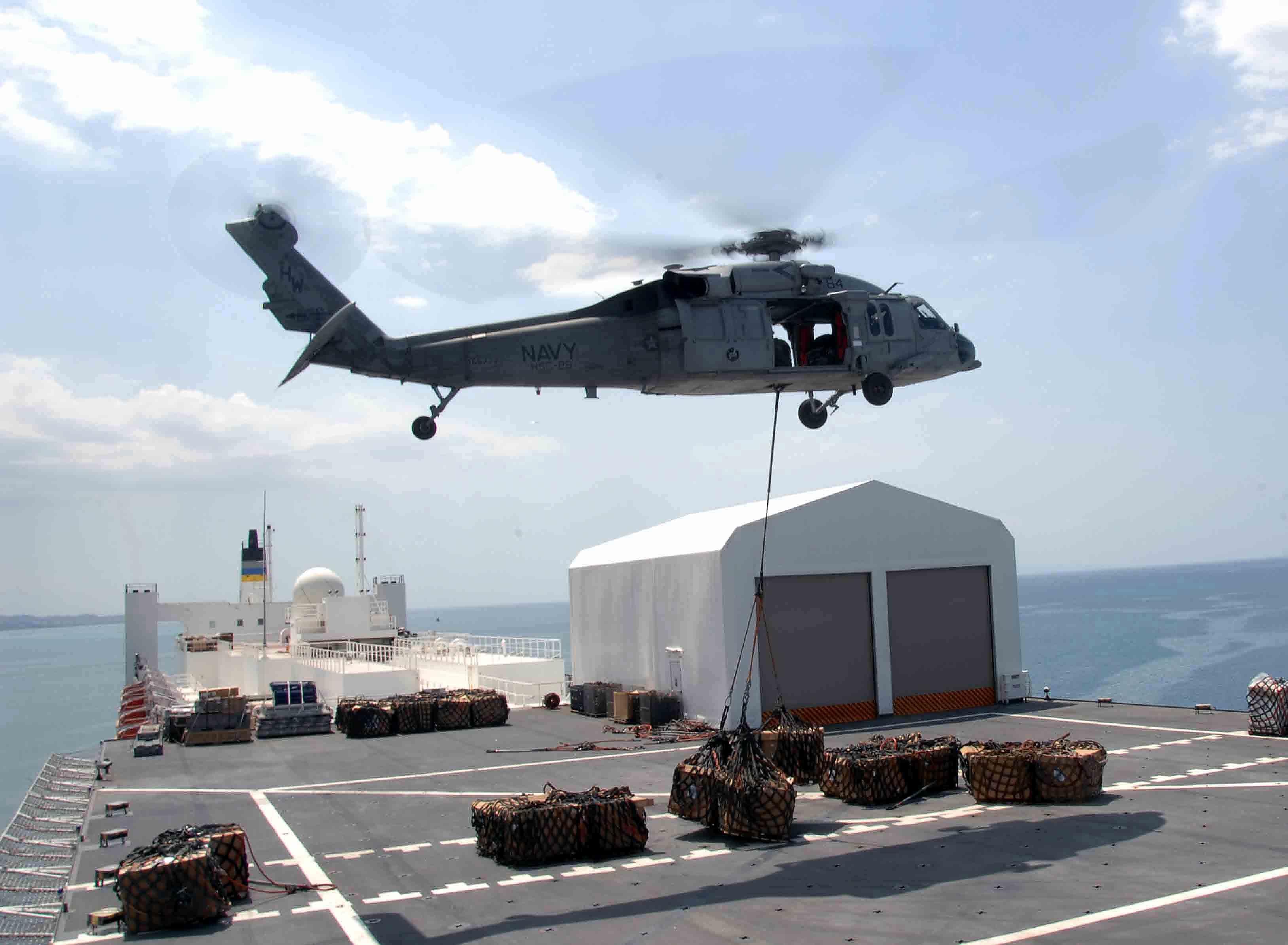sea hawk chopper