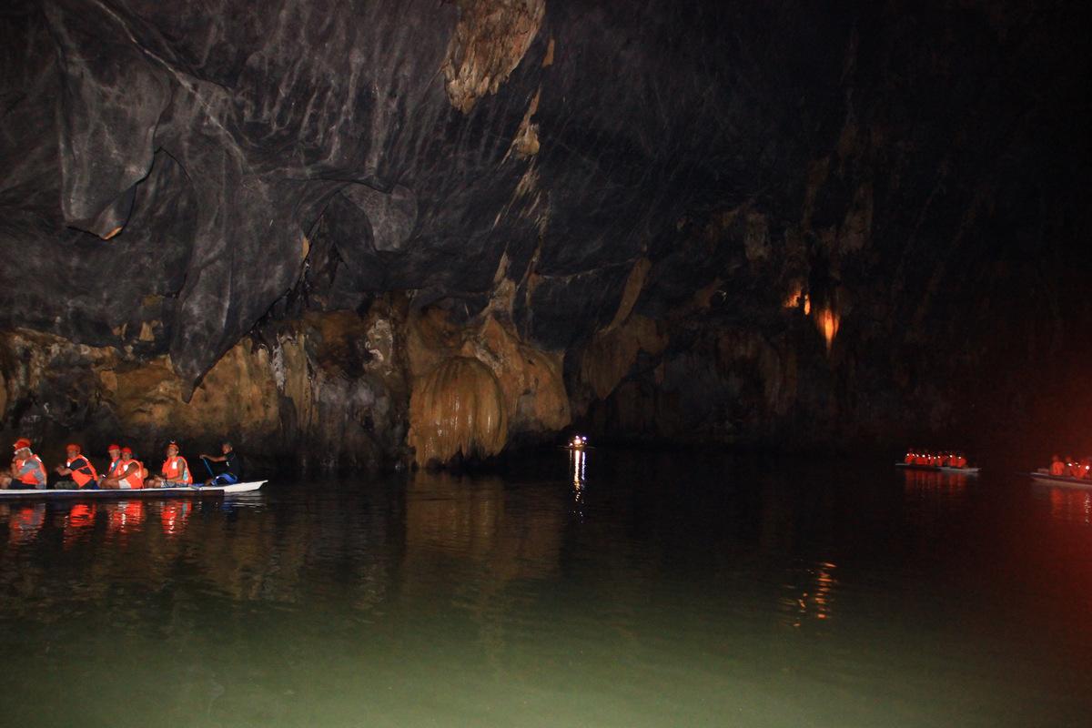 Underground River Palawan Day Tour