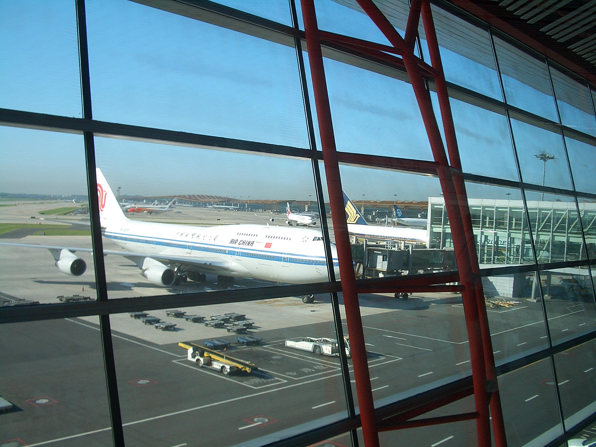 Beijing Airport Images Beijing Airport Air China