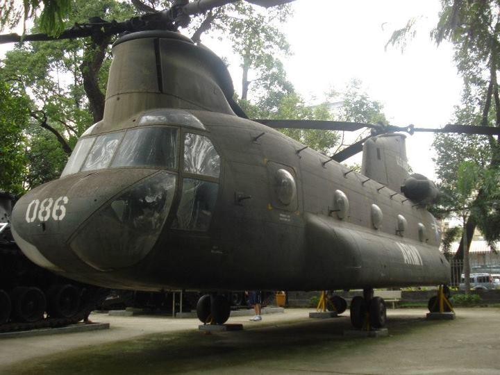 Vietnam War Museum - Topic Asia Magazine - Review.