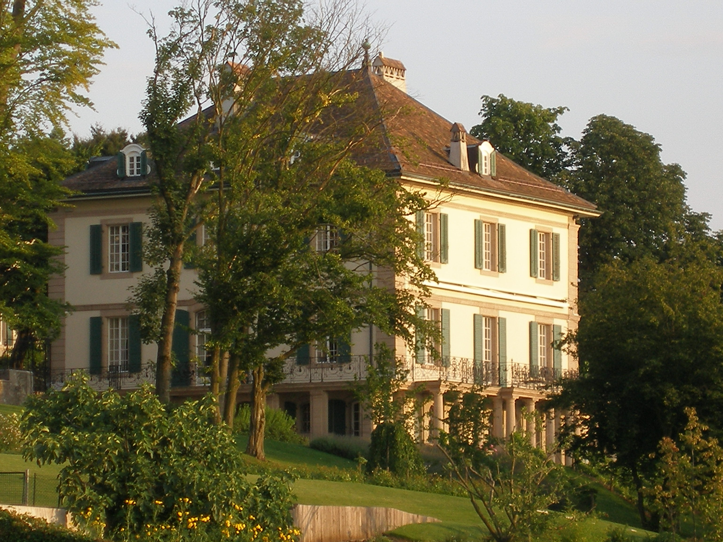 Hotel Villa Honegg Price