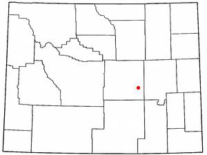 Casper Mountain, Wyoming CDP in Wyoming, United States