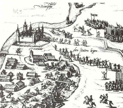 Wedde Franz Hogenberg 1598 1608