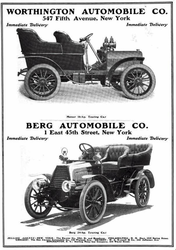 Worthington Automobile Company - Wikipedia