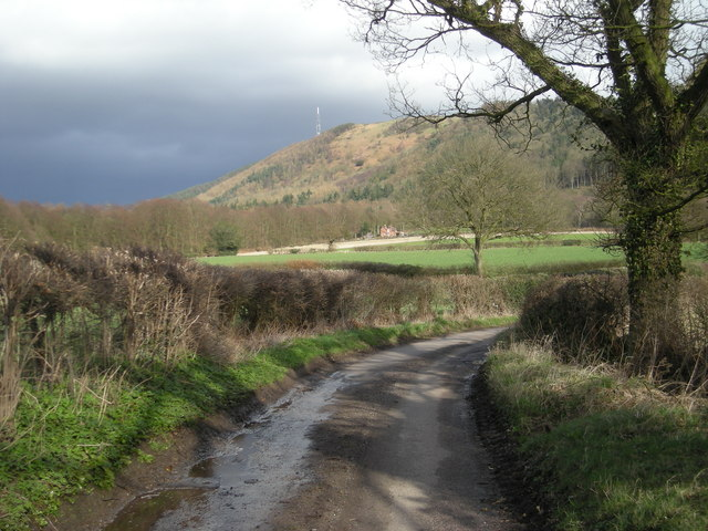 Wrekin View - geograph.org.uk - 738562