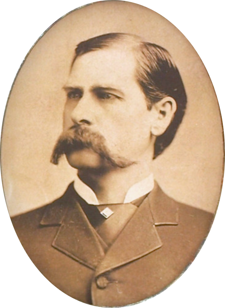 Wyatt Earp lived in Wichita for a time. - Wichita, Kansas