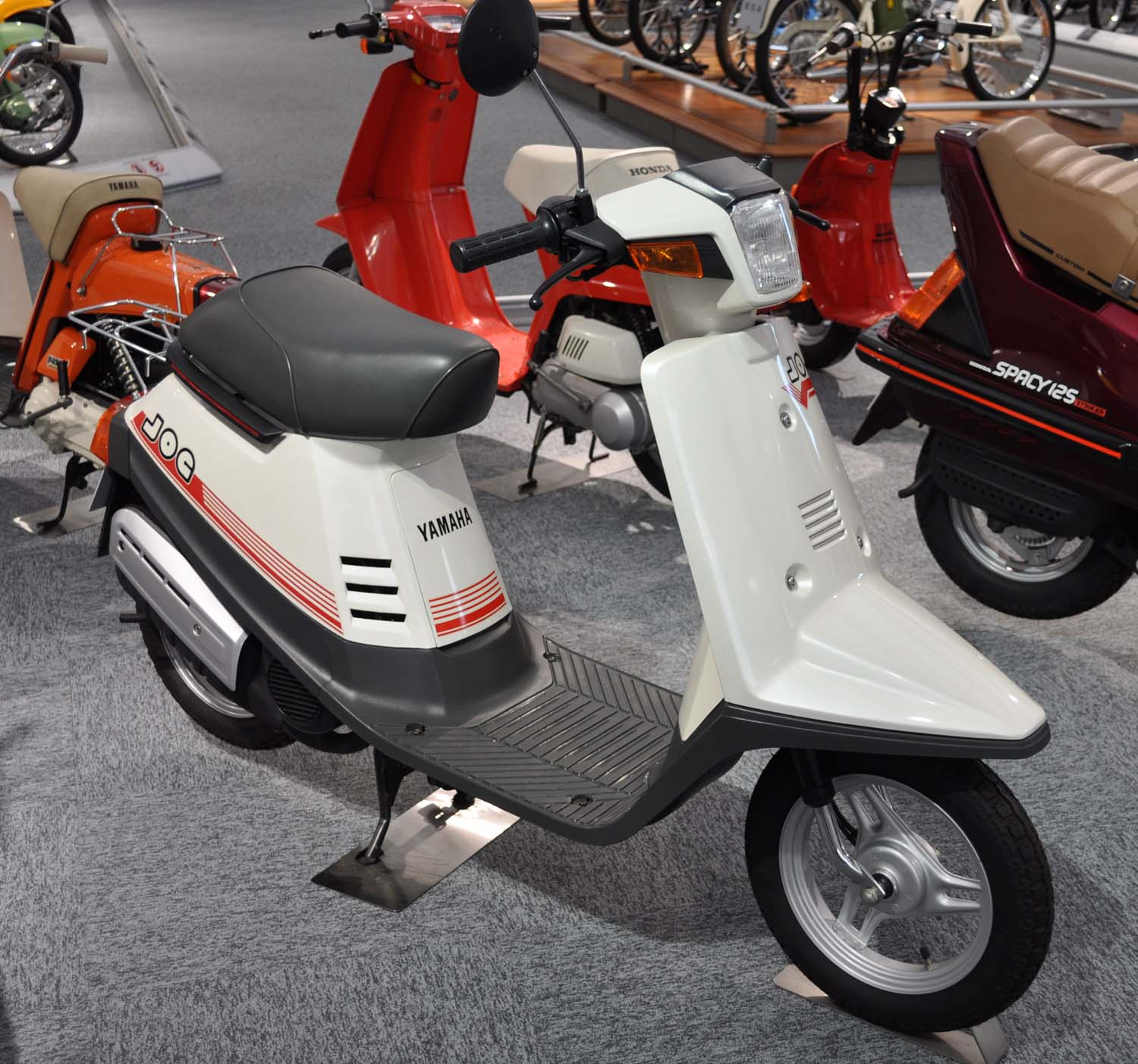 Yamaha History Of Products